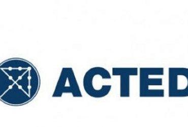 Avis d'appel d'offre de l'ACTED