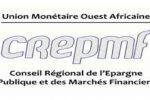 Avis d'appel d'offres du CREPMF