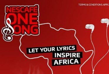 Concours NESCAFÉ One Song 2021 pour les musiciens ouest-africains