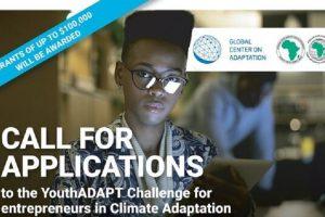 Défi 2021 de la BAD sur les solutions d'adaptation des jeunes Africains (YouthAdapt)