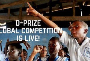 Prix D-Prize Challenge 2022 pour les entrepreneurs sociaux de lutte contre la pauvreté