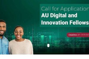 Programme de bourses de l'Union africaine (UA) sur le numérique et l'innovation