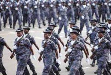 Togo Concours de recrutement des fonctionnaires de police ; liste des conditions à remplir