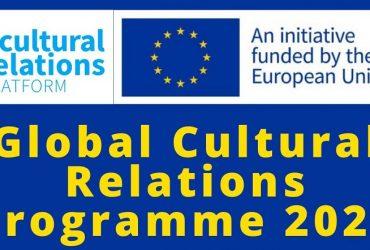 Togo appel à candidatures du Global Cultural Relations Programme 2021