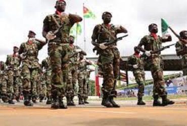Togo appel à sélection du ministère des armées pour le recrutement de personnel navigant et non navigant